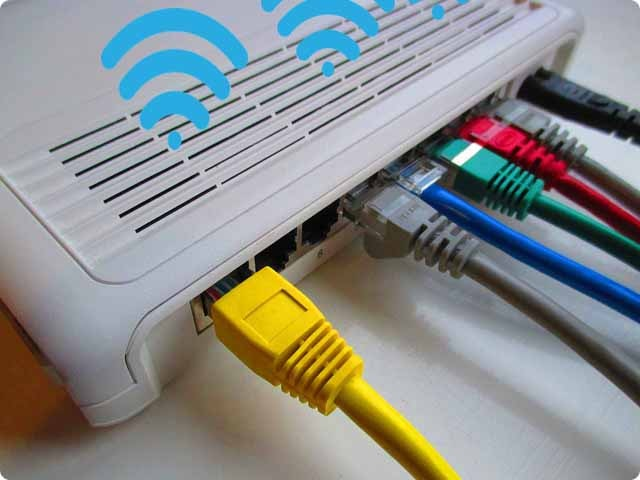 Modificar la password del router de internet telmex