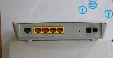como modificar la clave de la red inalambrica del modem movistar