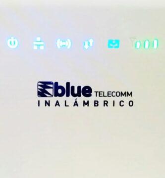 modificar clave wifi bluetelecomm modem