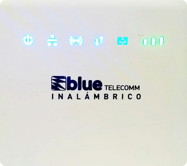 modificar clave wifi bluetelecomm modem