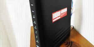 cambio de clave del router telecentro